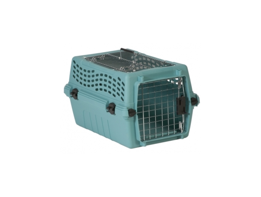 Double Door Deluxe Kennel